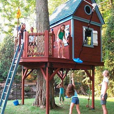La sicurezza nelle casette per bambini - Casette per bambini da giardino ...